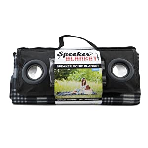 Amazon Com Spinning Hat S Speaker Blanket Electronics