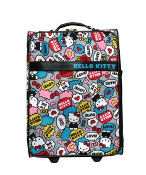 Loungefly Hello Kitty 21″ Carry-On (Multi)