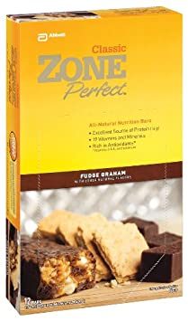 Отзывы ZonePerfect Nutrition Bars - 12 Bars fudge graham cracker