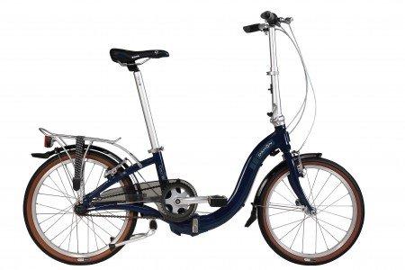 Dahon Ciao D5 Folding Bike Color Baltic