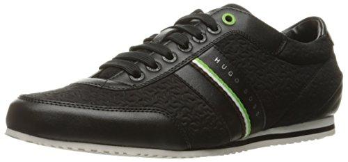 Hugo Boss , Herren Sneaker Schwarz schwarz, Schwarz - schwarz - Größe: 44 thumbnail