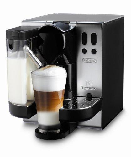 Nespresso K Cup Coffee Maker : DeLonghi EN680.M Nespresso Lattissima Single-Serve Espresso Maker, Metal from Delonghi at the My ...