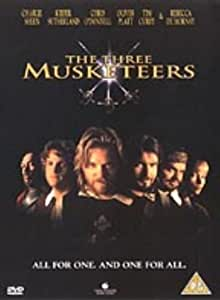 The Three Musketeers [DVD] [1994]