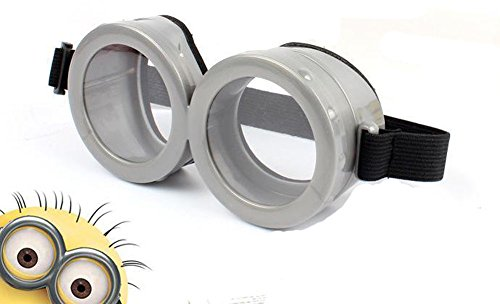Adorable Minions Cosplay Children Glasses Halloween Props Toys