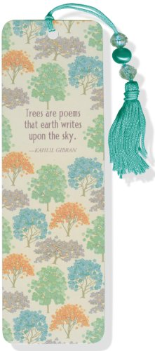 Beaded Bookmark: Enchanted Forest