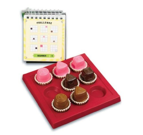 Chocolate Fix Board Game (Colors And Parts May Vary)