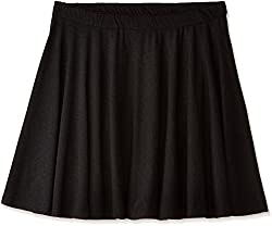 Anaphora Women's A Line Skirt (56589_Charcoal_30)