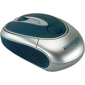 Kensington 72414 PilotMouse Bluetooth Mini Mouse (PC/Mac)