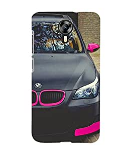 Excellent Car 3D Hard Polycarbonate Designer Back Case Cover for Micromax Canvas Xpress 2 E313 :: Micromax Canvas Xpress 2 (2nd Gen)