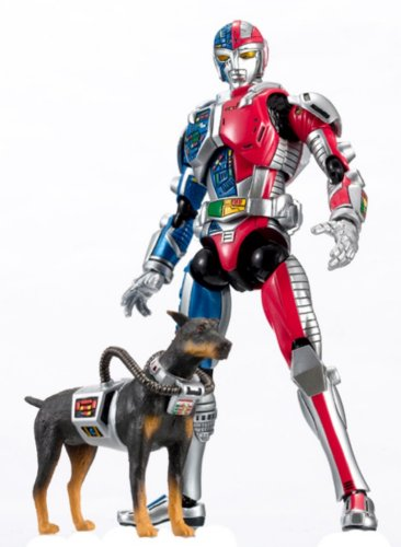 ACTION WORKS TOEI HERO THE LIVE 01 超人機メタルダー