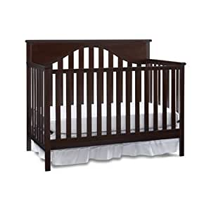 Fisher Price Lansdale Convertible Crib Espresso Baby