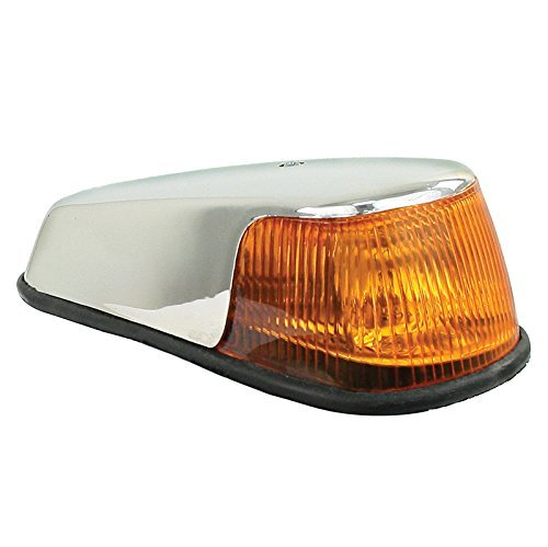 EMPI 98-9533-0 TURN SIGNAL ASSMBLY,VW BUG 70-79, LEFT AMBER (Vw Beetle Turn Signal Lens compare prices)