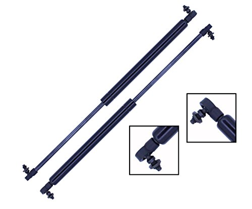 2 Pieces (SET) Tuff Support Hatch Lift Supports 2000 To 2004 Mitsubishi Eclipse GS GT RS With Wiper / Or Spoiler (03 Mitsubishi Eclipse Gt compare prices)