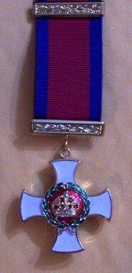 British Army UK BEF War DSO Order Orden Badge Medal Award