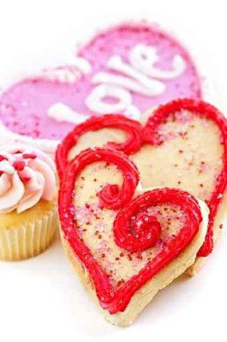 Valentines Cookies - 24