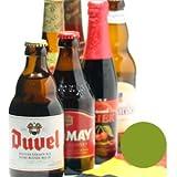 初めてのベルギービールセット~まんぞく6スタイル 6本セット飲みくらべ