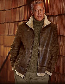 Shearling Bomber - Buy Shearling Bomber - Purchase Shearling Bomber (Orvis, Orvis Coats, Orvis Mens Coats, Apparel, Departments, Men, Outerwear, Mens Outerwear, Coats, Full Length, Mens Coats, Full Length Coats, Mens Full Length Coats)