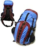 K-Cliffs Scout Internal Frame Backpack , Blue Red