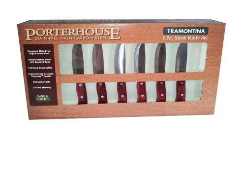 Set Of Steak Knives