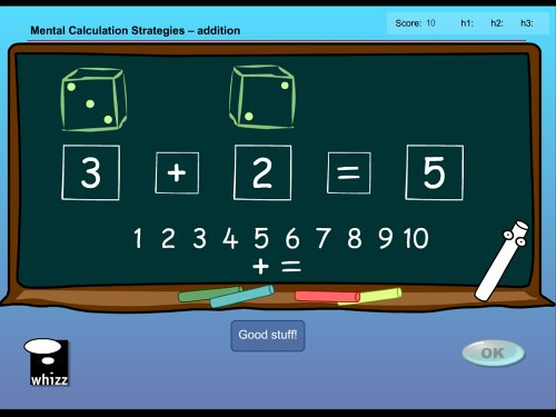Maths-Whizz Key Stage 1 Addition and Subtraction