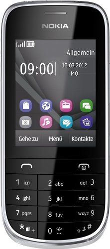 Nokia Asha 203 Touch and Type