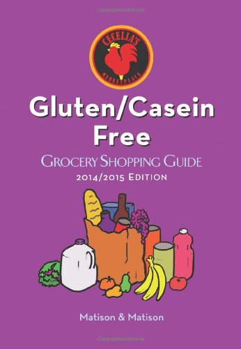 2014/2015 Gluten/Casein Free Grocery Shopping Guide
