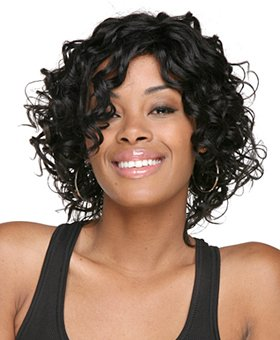 Olive - African American Synthetic Wig for Women by Mac Ebony Best