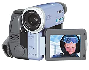 "Sony DCRTRV22 MiniDV Camcorder with 2.5"" LCD, Color Viewfinder & Memory Stick Capability"