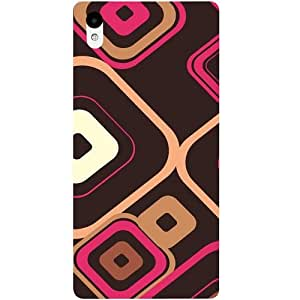 Casotec Retro Pattern Design 3D Printed Back Case Cover for Sony Xperia Z2