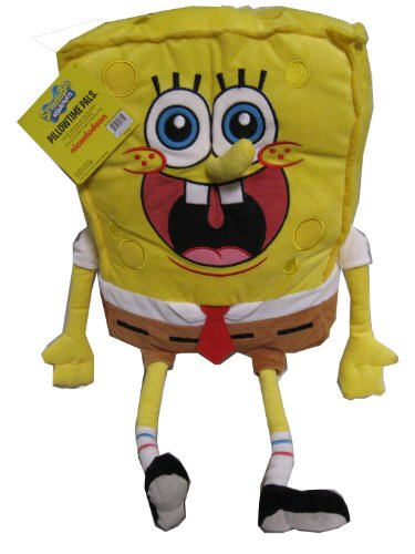 "Nickelodeon Spongebob Squarepants ""Spongebob"" Pillowtime Pal front-1061256"
