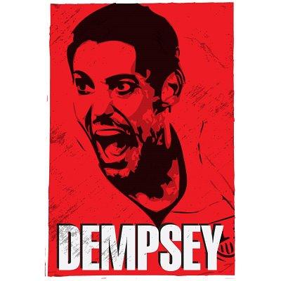 clint dempsey. Clint Dempsey (USA Soccer,