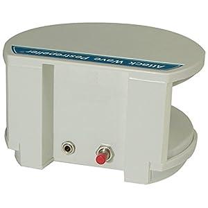 P3 International P7816 Attack Wave Ultrasonic Pestrepeller (White)