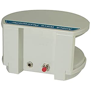 P3 International P7816 Attack Wave Ultrasonic Pestrepeller (White)