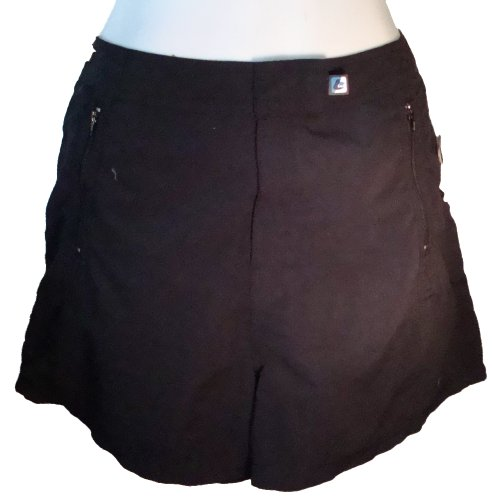 BW Sport Black Swimsuit Board Shorts Cover Up
