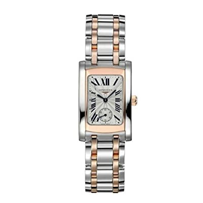 Longines Dolce Vita Rectangular Dial Ladies Watch 51555717