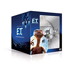E.T. The Extra-Terrestrial Anniversary Edition - E.T. Spaceship w/ BD Combo Pack - Amazon US Exclusive [Blu-ray]
