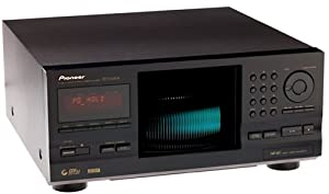 Pioneer PD-F1009 301-Disc CD-File Changer