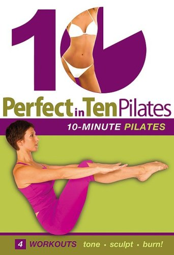 Perfect in Ten Pilates: 10-Minute Workouts [DVD] [2006] [NTSC]