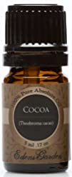 Cocoa 100 Pure Therapeutic Grade Absolute Oil- 5 ml