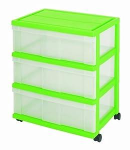 tours de rangement trois tiroirs tour de rangement sur roulettes vert colonne de rangement 3. Black Bedroom Furniture Sets. Home Design Ideas