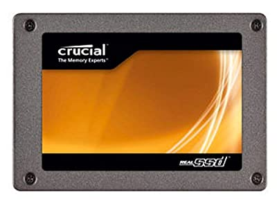 Crucial CTFDDAC256MAG-1G1 2.5-inch Solid State Drive (256GB,Real SSD,C300,SATA 6GB/S) by Crucial