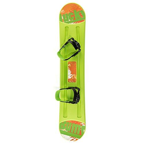 lucky-bums-kids-plastic-snowboard-green-95-cm