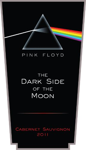 Wines That Rock 2011 Pink Floyd the Dark Side of the Moon Cabernet Sauvignon Mendocino County 750ml