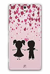 YuBingo Cuties Designer Mobile Case Back Cover for Sony Xperia C5