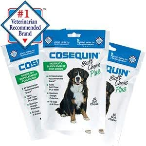 cosequin soft chews 180 count mobility supplement for dogs pet bone and joint. Black Bedroom Furniture Sets. Home Design Ideas