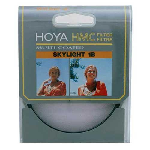 Hoya 46mm HMC Multi-Coated Skylight 1B Glass Filter - A46SKYGBB0000AI1EP