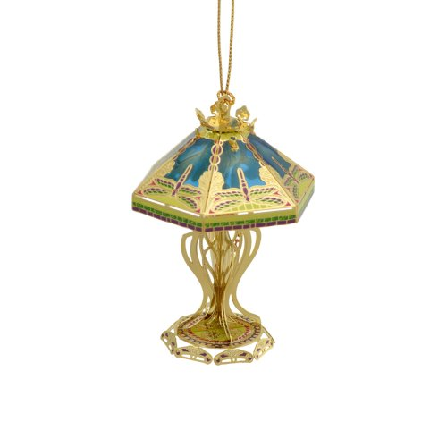 ChemArt Tiffany Lamp Ornament