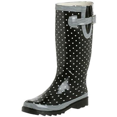 Innovative Home Gt Womens Shoes Gt Boots Gt Rainboots Gt Classic Dot Rain Boot