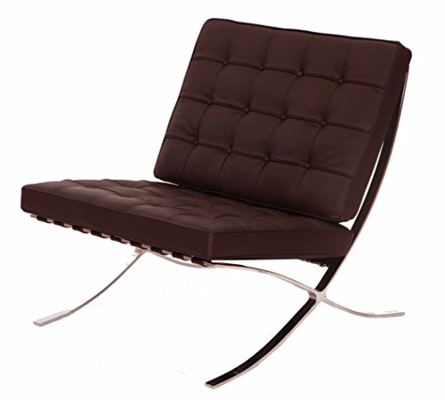 Emod mies barcelona chair reproduction replica style for Barcelona chaise replica