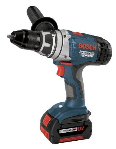 Bosch 37618 01 18 Volt 1 2 Inch Brute Tough Litheon Drill